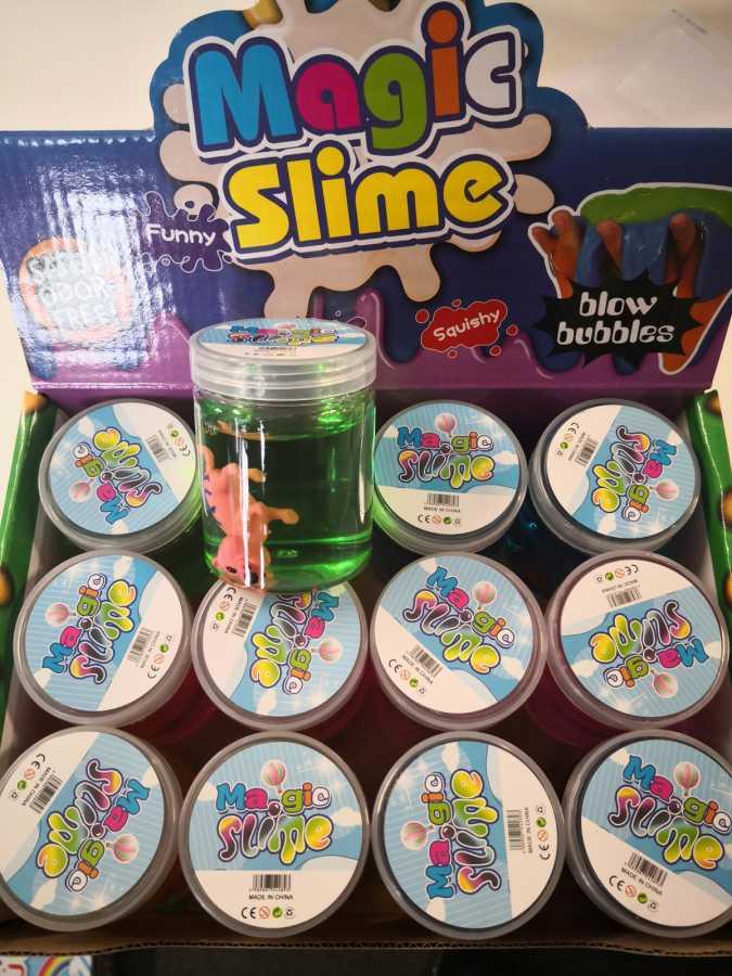 Slime Magic(ELFOGYOTT!)